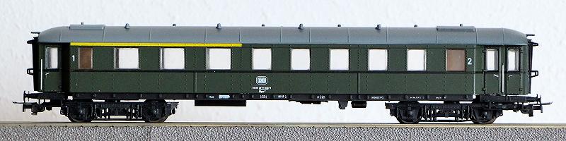 Die Einheits-Eilzugwagen als H0-Modelle 01-li-10