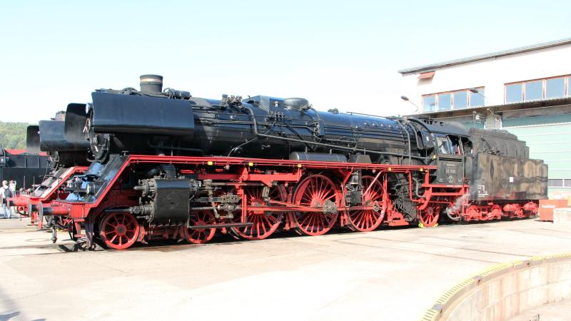 Die Baureihe 03.10 der DB in Spur HO 03_10110