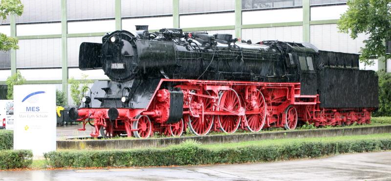 Lok der Baureihe 03, M 1:16 03_18811