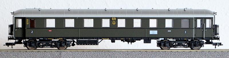Die Einheits-Eilzugwagen als H0-Modelle 06-fl-10