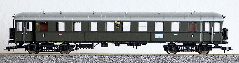Die Einheits-Eilzugwagen als H0-Modelle 07-fl-10