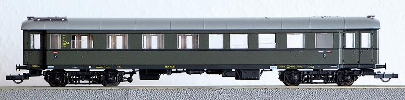 Die Einheits-Eilzugwagen als H0-Modelle 10-rc-10