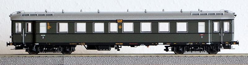 Die Einheits-Eilzugwagen als H0-Modelle 13-br-10