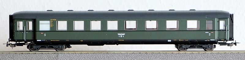 Die Einheits-Eilzugwagen als H0-Modelle 14-pi-10