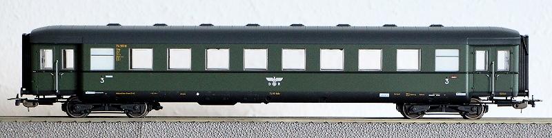 Die Einheits-Eilzugwagen als H0-Modelle 15-pi-10