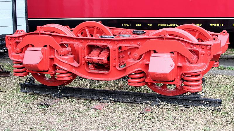 Lok der Baureihe 03, M 1:16 22t34_11