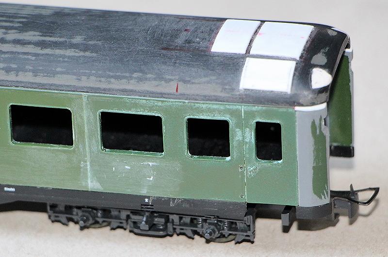 Die Neubau-Schnellzugwagen AB4üpe-56 und B4üpe-56 der DR 710