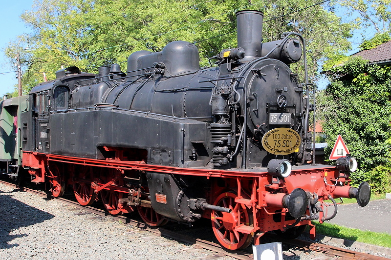 Sächsische XIV HT - 75 534 im Maßstab 1:24 75501_11