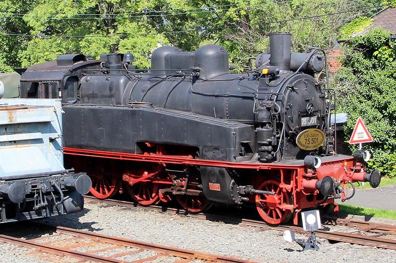 Sächsische XIV HT - 75 534 im Maßstab 1:24 75501_12