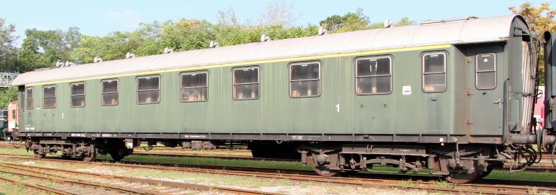 Spurensuche 2 - Schnellzugwagen der Baujahre 1922 - 1939 Ab4z-213