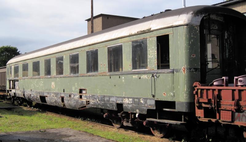 Spurensuche 2 - Schnellzugwagen der Baujahre 1922 - 1939 Abc4z-16