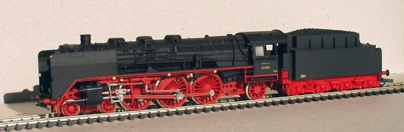BR 03 Altbau auf Piko-Basis mit Revell-Tender - ein altes Projekt Bild_110