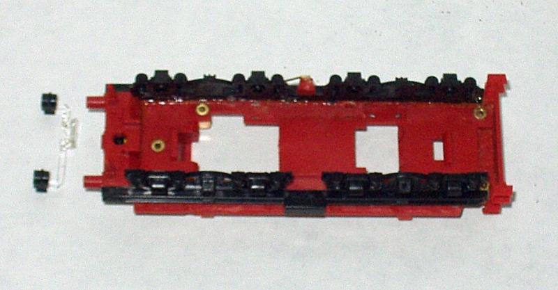 BR 03 Altbau auf Piko-Basis mit Revell-Tender - ein altes Projekt Bild_310