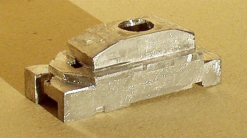 BR 03 Altbau auf Piko-Basis mit Revell-Tender - ein altes Projekt Bild_410