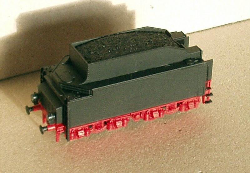 BR 03 Altbau auf Piko-Basis mit Revell-Tender - ein altes Projekt Bild_710