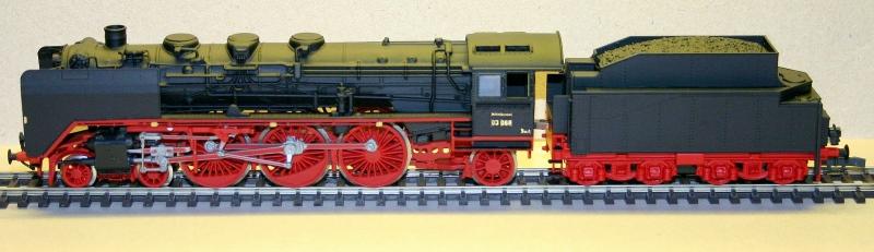 BR 03 Altbau auf Piko-Basis mit Revell-Tender - ein altes Projekt Bild_810