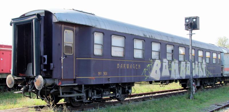 Spurensuche 2 - Schnellzugwagen der Baujahre 1922 - 1939 C4z-3510