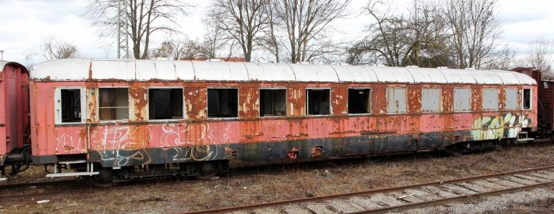 Spurensuche 2 - Schnellzugwagen der Baujahre 1922 - 1939 C4z-3810