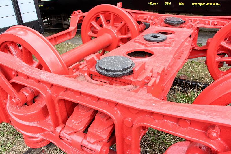 Tender T34 zur Baureihe 03, M 1:16 Dgst_110