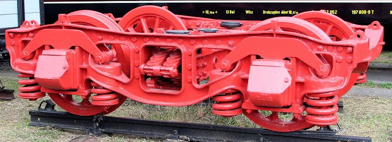 Tender T34 zur Baureihe 03, M 1:16 Dgst_210