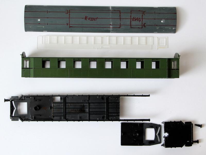 Resteverwertung - Ein Heizkesselwagen aus der Bastelkiste Heizwa12