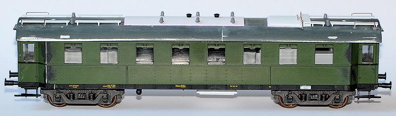 Resteverwertung - Ein Heizkesselwagen aus der Bastelkiste Heizwa16