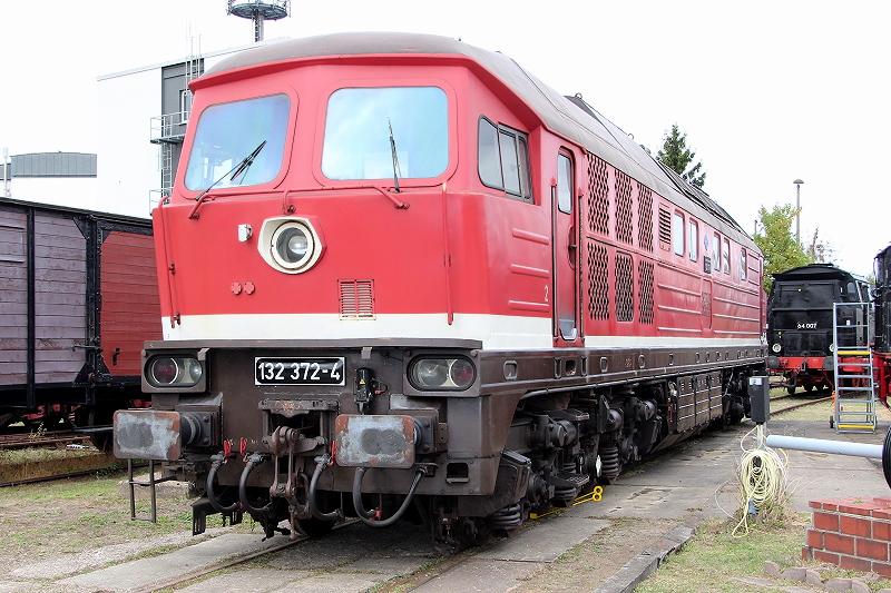 """Die """"Ludmilla"""" - BR 132 (DR) - BR 232 (DB) Img_6710"""
