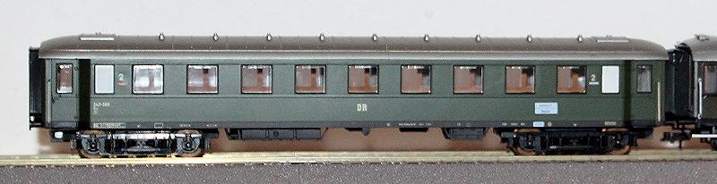 Die Einheits-Schnellzugwagen als H0-Modelle Jouef_10