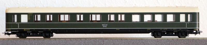 Die Einheits-Schnellzugwagen als H0-Modelle L3830010