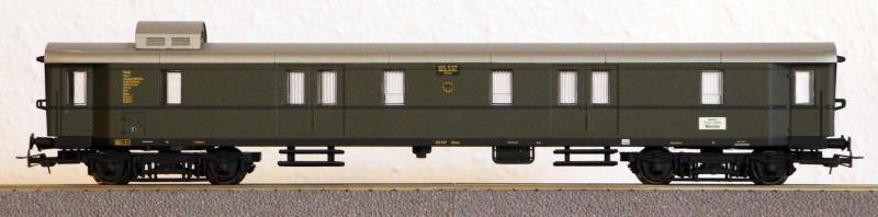 Die Einheits-Schnellzugwagen als H0-Modelle L3839110