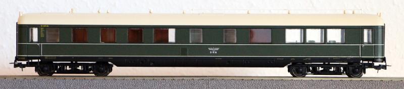 Die Einheits-Schnellzugwagen als H0-Modelle L3851010