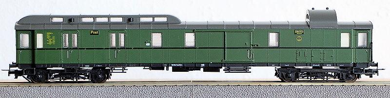 Die Einheits-Schnellzugwagen als H0-Modelle Li292010