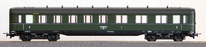 Die Einheits-Schnellzugwagen als H0-Modelle Li835010