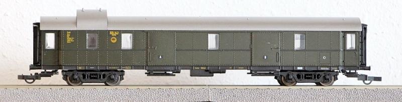 Die Einheits-Schnellzugwagen als H0-Modelle Lm149712
