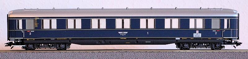 Die Einheits-Schnellzugwagen als H0-Modelle Ma432210