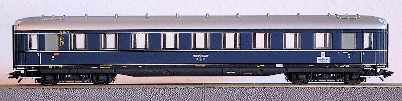 Die Einheits-Schnellzugwagen als H0-Modelle Ma432211
