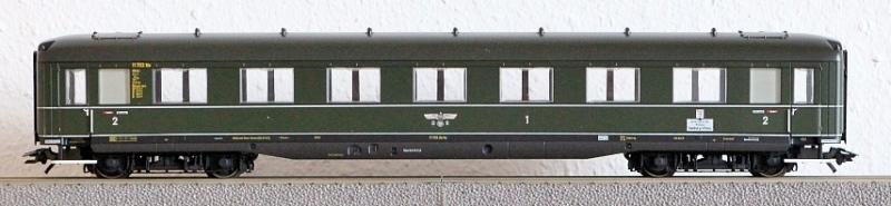 Die Einheits-Schnellzugwagen als H0-Modelle Ma432514