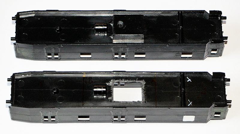 Resteverwertung II - die Wagen des Herrn Schicht Post4-11