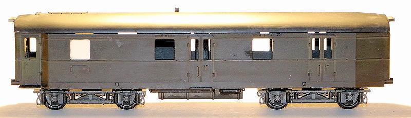 Resteverwertung II - die Wagen des Herrn Schicht Post4-16