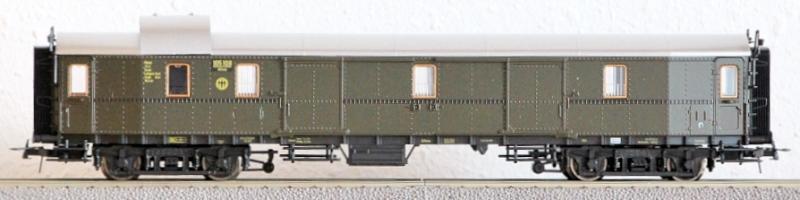 Die Einheits-Schnellzugwagen als H0-Modelle Rc454415