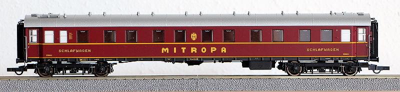 Die Einheits-Schnellzugwagen als H0-Modelle Rc456814