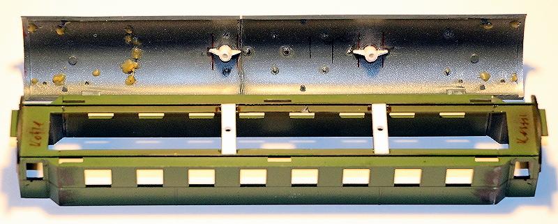 Resteverwertung - Ein Heizkesselwagen aus der Bastelkiste Update12