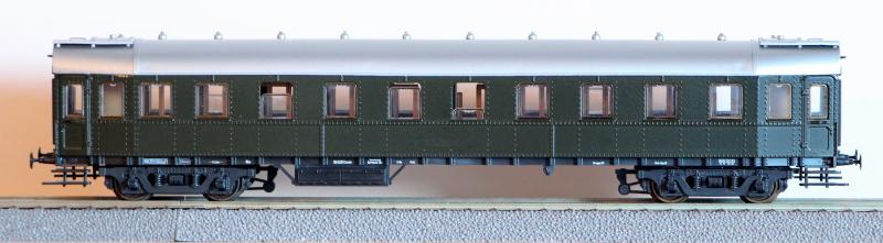 Bau eines ABC4ü-23 der Saar-Eisenbahn (H0) Update14