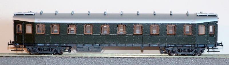 Bau eines ABC4ü-23 der Saar-Eisenbahn (H0) Update15