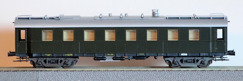 Bau eines ABC4ü-23 der Saar-Eisenbahn (H0) Update17