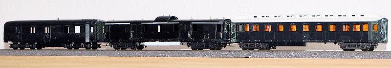 Resteverwertung II - die Wagen des Herrn Schicht Update21