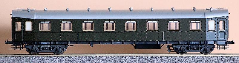 Bau eines ABC4ü-23 der Saar-Eisenbahn (H0) Update34
