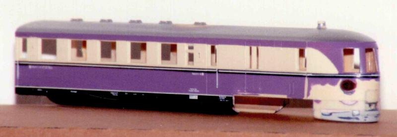 Bau eines ABC4ü-23 der Saar-Eisenbahn (H0) Versuc10