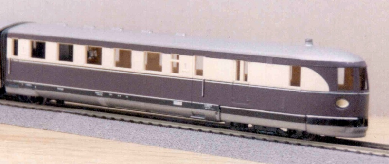 Bau eines ABC4ü-23 der Saar-Eisenbahn (H0) Versuc11