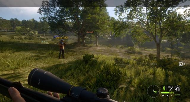 Detalles y Resultado de la Montería en el Lago Javier 410